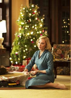 Cate Blanchett in'Carol'(2015).