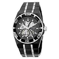 Sweepstakes ~ Win 1 of 5 Men's #Bulova Watches ~ CANADA only