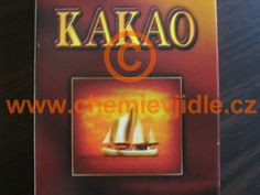 Kaufland:  Grande kakao (rozemleté skořápky nejsou deklarovány ;o))