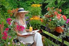 Znalezione obrazy dla zapytania balkon w kwiatach aranżacje