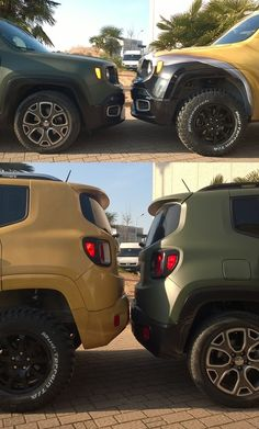 Lifted Jeep Renegade >> Jeep Renegade TH with Daystar lift kit installed. | Jeep Renegade | Pinterest | Jeep renegade ...