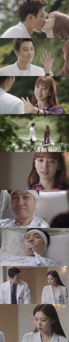 [Spoiler] 'Doctors' Kim Rae-won and Park Shin-hye overcome wounds and live together happily ever after