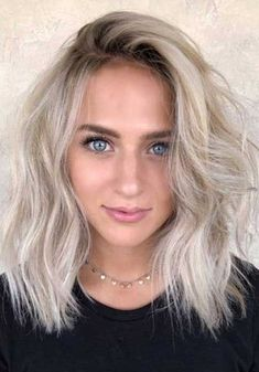 Chic Ideas About Short Ash Blonde Hairstyles Today, we would like to acquaint you with the brightest variations of Ideas About Short Ash Blonde Hairstyles. Ash blonde color suits almost any type of. Medium Blonde Hair, Blonde Hair Looks, Ash Blonde Hair, Short Blonde, Short Platinum Blonde Hair, Medium Length Blonde, Blond Hairstyles, Prom Hairstyles, Stylish Hairstyles