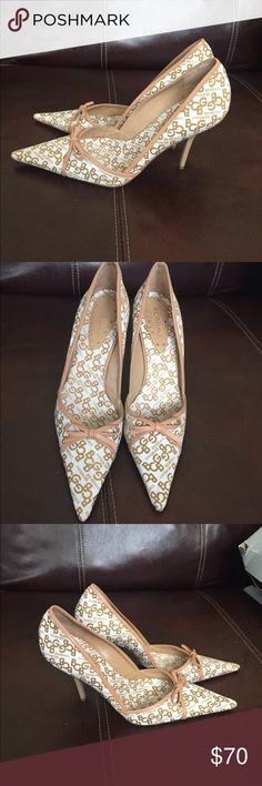 BCBG Shoes Final price ❗️Worn once! Hard to find ! Paid $129 for these! Great condition. No box included. I can send in another shoe box if wanted BCBG Shoes