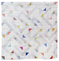 The competition was fierce this year, but these quilts stood above the rest. Congratulations to our 2016 QuiltCon winners! Best in show My Brother's Jeans Pieced & quilted by Melissa Aver…