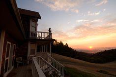 Breathtaking mornings.
