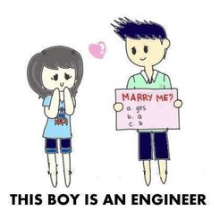 dis boy is engineer,,, :p