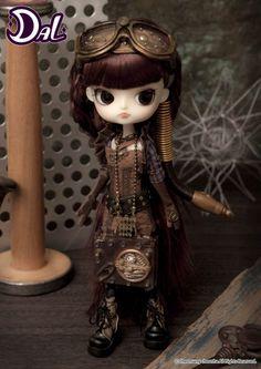 Steampunk doll Dal 2011