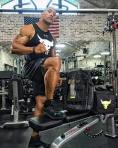 Need some gym Motivation? See my top 106 training movies listed on my website. http://www.primecutsbodybuildingdvds.com