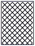 PUNTO TORCHON    Este punto se emplea como fondo, dando un efecto de malla transparente.    PROCEDIMIENTO:  -Vuelta-cruce,alfiler,vuelta-cruce.  TORCHON DOBLE  -Vuelta-cruce,vuelta-cruce,alfiler,  -vuelta-cruce,vuelta-cruce.