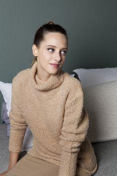 Alexia Gredy for SARENZA - MONTMARTRE MACARON French Girl - Parisian Style - Cocoon - Cosy