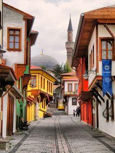 Odunpazarı Houses - Odunpazarı Eskişehir / Turkey