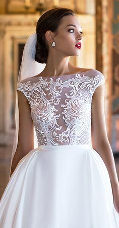 Milla Nova Bridal 2017 Wedding Dresses kara2 / http://www.deerpearlflowers.com/milla-nova-2017-wedding-dresses/15/