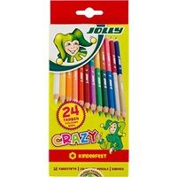 Colored pencils by JOLLY with your own name! WOW! Going Back To School, Colored Pencils, How To Get, Colouring Pencils, Paint Colors, Crayons