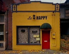 le Happy door
