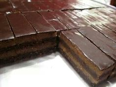 Bajadera-amazing serbian sweets