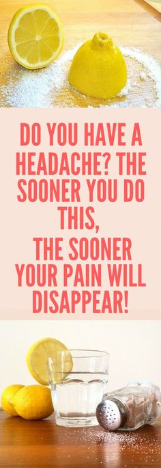 Do You Have A Headache? The Sooner You Do This, The Sooner Your Pain Will Disappear! – Natural Cures Team