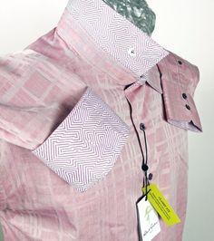 Robert Graham Mens Shirt Geometric Flip Cuffs Berry Pink Size NWOT for sale online Robert Graham, Berry, Online Price, Pink, Raincoat, Shirts, Best Deals, Jackets, Fashion