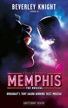 MEMPHIS THE MUSICAL - The smash Broadway hit will star Beverley Knight in the West End run during winter 2014/15. Tickets now on sale --> http://www.allgigs.co.uk/view/artist/78710/Memphis_The_Musical.html