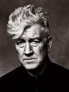 David Lynch by Albert Watson