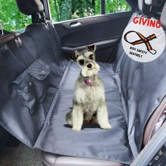 Pet Net Vehicle Safety Mesh Dog Barrier SUV//Car//Truck//Van LOHUA Vehicle Pet Barrier Backseat Mesh Dog Car Divider Net Fits Behind Front Seats
