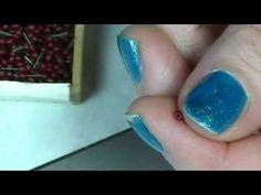 Miniature cherries tutorial