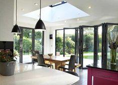 living room dining room extension