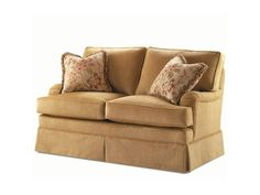 Century Furniture Living Room English Trilogy Loveseat LTD7266-4 at Goods Furniture at Goods Furniture in Kewanee, IL