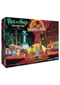 Anatomy Park Game
