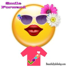 Smile Forward 2015!!  Its my goal to make 2015 the year of Smile Forward. What does that mean. It means if you see someone smile at them they are likely to smile back.. Post a smile where you can.. Keep the smiles going and share share share.