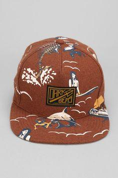 Dark Seas Drifter Snapback Hat 591b30ac09b3