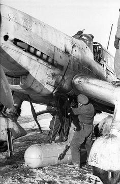 Stuka, Russia 1943