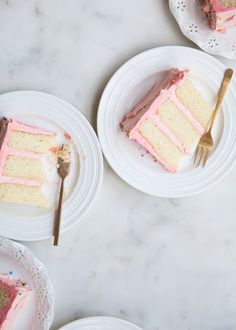 Back to Basics: Cakes and Frostings!