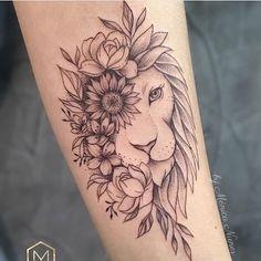 Trendy tattoo lion thigh tatoo ideas Trendy tattoo lion thigh tatoo ideasYou can find Tattoo ideas and more on our website.Trendy tattoo lion thigh tatoo ideas Trendy tattoo l. Model Tattoos, Leo Tattoos, Body Art Tattoos, Tatoos, Tattoos To Draw, Leo Zodiac Tattoos, Form Tattoo, Shape Tattoo, Diy Tattoo
