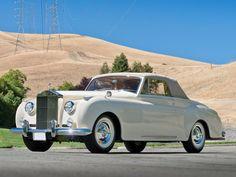rolls-royce-silver-cloud-i-drophead-coupe 1959