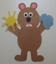 173 Best Groundhog Preschool Stuff Images Groundhog Day Activities