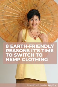 Among all the fiber choices available today, hemp wins on sustainability by a mile! Learn 8 reasons to choose hemp clothing on the Sympatico blog.