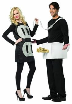 Plug and Socket Couples Costume                                                                                                                                                                                 More