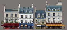 BioShock: Infinite Architecture - Paris, Scott Duquette on ArtStation at http://www.artstation.com/artwork/bioshock-infinite-architecture-paris