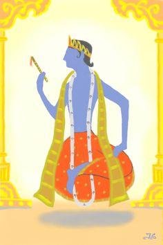 Krishna (Indian Mythology)