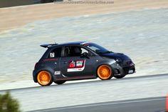 Boris Tilim's 2013 Fiat 500 Abarth #OUSCI