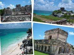 Mexico Excursions Cozumel  Ruins in Tulum