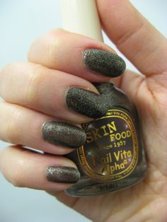 Innocent Culture Blog ✖ Koreanische Kosmetik & Asiatische Produkte: Skinfood Nail Vita Alpha Sparkling Wine AGL14
