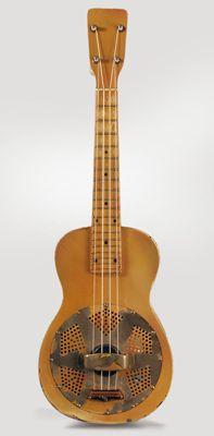 National Triolian Resophonic Ukulele (1930)