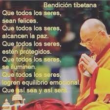 Resultado de imagen para bendicion tibetana