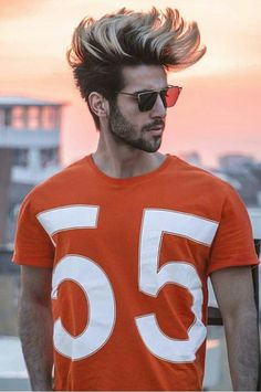 Mens fashion rugged - Men Hair Style What Are Common Male Hair Problems And Solutions 2019 Page 7 of 30 Hair And Beard Styles, Short Hair Styles, Gents Hair Style, Curly Hair Men, Male Hair, Men's Hair, Thick Hair, Stylish Boys, Mens Clothing Styles