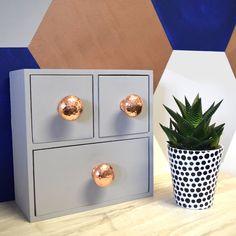 Unique home accessories, homeware and decor Modern Copper Cupboard ...