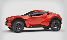 Mention UAE to most people and a few words come to mind, usually oil and money. But that ain't all kids. From the newest car brand in the United Arab Emirates comes the first UAE-produced car, sort of. Presenting the Zarooq Sand Racer. With a silhouette not unlike the BMW X6, the Sand Racer is a s…