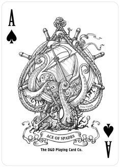 kraken tattoo - Google Search