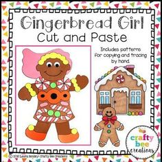 Gingerbread Girl Cut